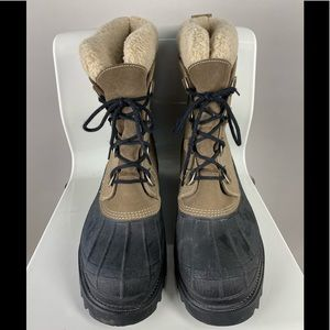 L.L.Bean Winter Weather Snow Boots Sz 13 NEW